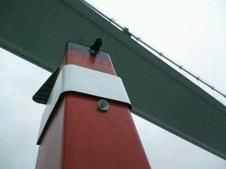 橋は下から見上げた方が楽しいよ